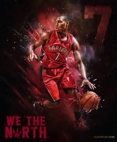 Basketball Design Teams Sports Art Pictures Kyle Lowry Nba Stars Toronto Raptors Players Maple Leafs