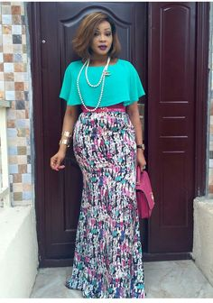 Call, SMS or WhatsApp if you want this style, needs a skilled tailor to hire or you want to expand more on your fashion business. African Dresses For Women, African Print Dresses, African Attire, African Fashion Dresses, African Women, African Clothes, African Prints, Trendy Ankara Styles, Maxi Styles