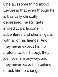 one awesome thing about eeyore - Google Search