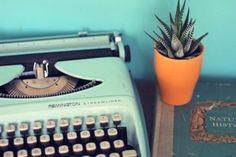 typewritten moments