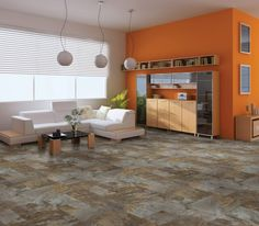 Is DuraCeramic better than Ceramic Tile? DuraCeramic is a Congoleum flooring which has been designed to look like ceramic. It is basically a cross between ceramic flooring and vinyl flooring which aims to provide the same warmth and comfort as provided by ceramic tile. Get your questions answered by the Express Flooring experts in Phoenix, Arizona.
