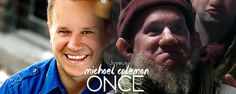 Michael Coleman | Joyeux - Happy | http://www.onceuponatimefrance.fr/personnages-casting/joyeux | Once Upon A Time
