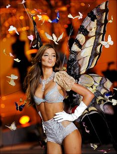 victoria's secret angels fashion show -