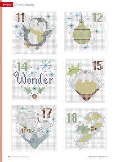 Gallery.ru / Фото #45 - The World of Cross Stitching 248 - tymannost