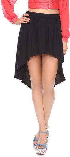 #Forever21                #Skirt                    #Flowing #Tail #Skirt #FOREVER21 #2000034457        Flowing Tail Skirt | FOREVER21 - 2000034457                                   http://www.seapai.com/product.aspx?PID=90593