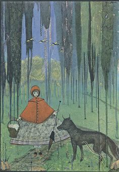 Roba da Disegnatori: Storia dell'Illustrazione: Harry Clarke