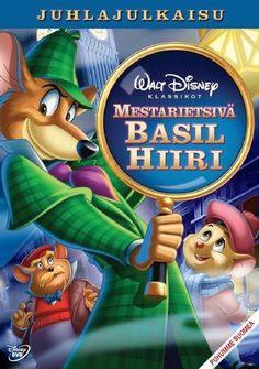 Disney Klassikko 26: Mestarietsivä Basil Hiiri (BLU-RAYNA)