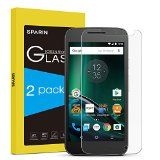 #2: SPARIN Moto G Play Screen Protector, [2 Pack] Tempered Glass Protector for Motorola Moto G4 Play with [Ultra Clear] [Scratch… #tech #ad