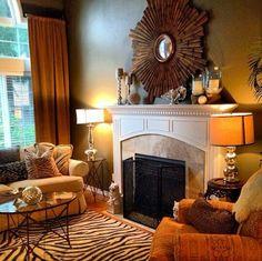 Mom-cave aka formal living room