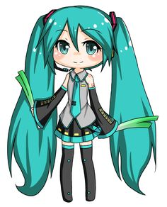 Miku! by *lolitaii on deviantART