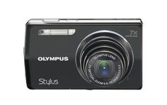 Olympus Stylus 7000 12MP Digital Camera with 7x Optical Dual Image Stabilized Zoom and 3-inch LCD (Black) by Olympus. $214.69. From the Manufacturer                Impressive zoom power that brings action incredibly close and a compact body designed to be taken along for the ride makes the Stylus-7000 one of the most powerful premium Stylus cameras ever. With 7x optical zoom, 12 megapixels of detailed resolution for capturing brilliant images, and features like Dual Imag...
