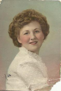 Russian Grandma.