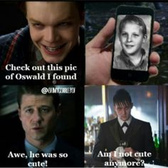 Lol! Yes you are. You are adorable. <<< An adorable psychopath