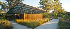 13-Lizard Log Park Amenities block « Landscape Architecture Works | Landezine Landscape Architecture Works | Landezine