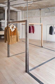 laostudio: Melinda Gloss flagship store