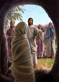 After being dead for three whole days, Jesus resurrected Lazarus! Why did he not speak of going to heaven during that time? Could his hope have been to be brought back to life on  Earth? Ps. 37:10, 11.