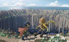 El Manga Made in Abyss tendrá Anime para televisión.
