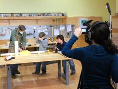 The Makeshop show is an online clearinghouse for videos and tutorials aimed at young makers.