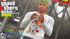 Gta 5 Mods, Packing Clothes, Grand Theft Auto, Geek Stuff, Graphics, Clothing, Youtube, Geek Things, Kleding