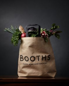 Booths Supermarket Packaging Gets a Simple Yet Effect Redesign