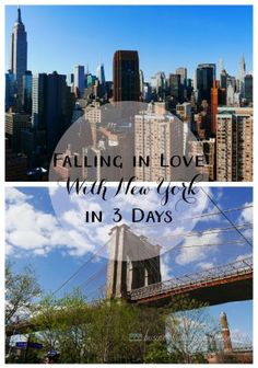 Falling in Love with New York in 3 Days   Business Traveler's Wife