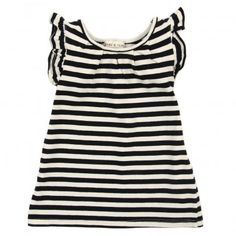 Striped Dress - Baby