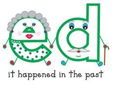 endings  Writing in 1st Grade