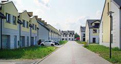 Domy jednorodzinne szeregowe - Osiedle Dębinka - domy - home - house - http://osiedledebinka.pl/