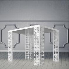 Ceres – Perfect Tables DIY - Ikea Hacks - www.designertablelegs.com