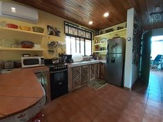 Forest Habitat, Costa Rica, Cottage, Luxury, Kitchen, House, Furniture, Home Decor, Cooking