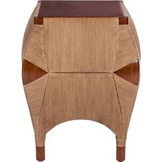 mcguire furniture bill sofield cocoon side table 935g mcguire furniture company la 14 jolie