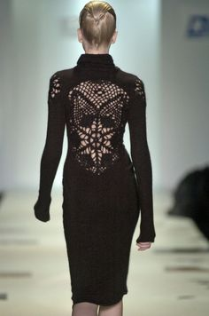 Outstanding Crochet: Crochet Inset examples. Give a regular clothing an outstanding look.