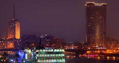 Hilton Cairo Ramses Hotel - Exterior