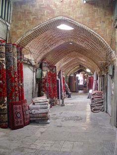 Hamedan Old Bazar Iran Traveling Center irantravelingcent... #iran #travel #traveltoiran