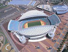 Stadium Australia   2000   Populous