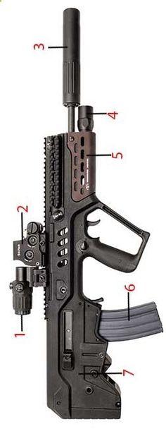 Dream Gun Catalog IWI Tavor This Took My Money