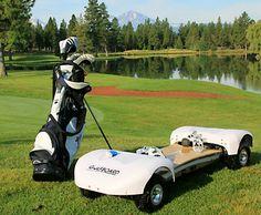 Laird Hamilton introduces the Golf Board Golf Stuff, Go Kart, Golf Carts, Hamilton, Surfing, Cars, Future, Photos, Life