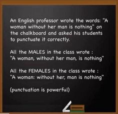 Punctuation Posters You Should Not Miss ~ Educational Technology and Mobile Learning