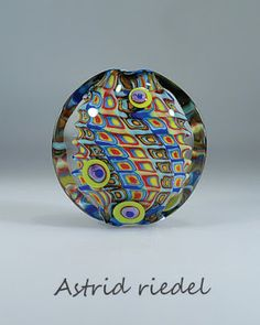 Astrid Riedel Glass Artist: Back at the torch!