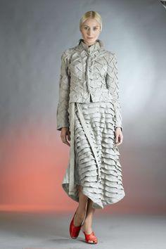 Grey Linen Jacket /  Unique Romantic Jacket / Blazer for Womens / Dressy Jacket / Womens Linen Shirts / Wrap Top / Jacket by Aistefashion by Aistefashion on Etsy