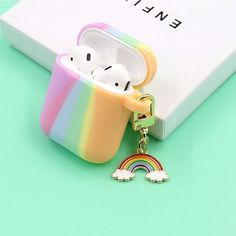 Head to New Arrivals and get our silicone Tie Dye AirPods protective case! Best Picture For airpods colors For Your Taste You are looking for something, and it is going to tell you exactly what you are looking[. Fone Apple, Cute Ipod Cases, Cute Headphones, Accessoires Iphone, Earphone Case, Airpod Case, Iphone Phone Cases, Iphone Case Covers, Iphone Accessories