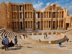 roma tiyatrosu/libya