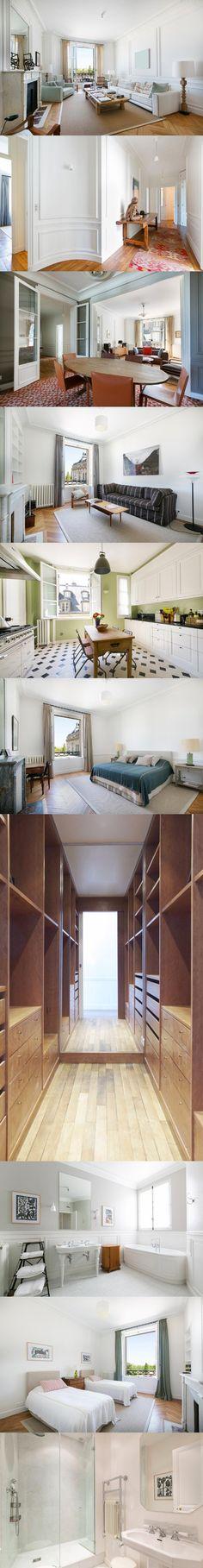 Elegante apartamento en París / http://abkasha.com/
