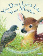 You Don't Look Like Your Mother by Aileen Lucia Fisher https://smile.amazon.com/dp/1590340612/ref=cm_sw_r_pi_dp_x_JDR6ybYF76DV1