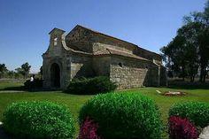 Basílica de San Juan de Baños.  Baños de Cerrato