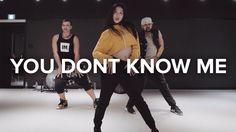 You Don't Know Me - Jax Jones (ft.RAYE) / Beginners' Class
