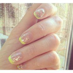 Funky fun nails #nailart