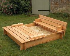 wooden pallet storage bench | Indoor and Outdoor Pallet Bench Sitting Area - Pallet Furniture