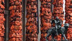 Safe Passage: #AiWeiwei #SafePassage #Foam #Museum #Amsterdam #Art #Exhibition @foam_amsterdam @aiww