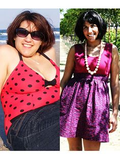 How To Keep Weight Off - Weight Loss Stories with Pictures - Woman's Day